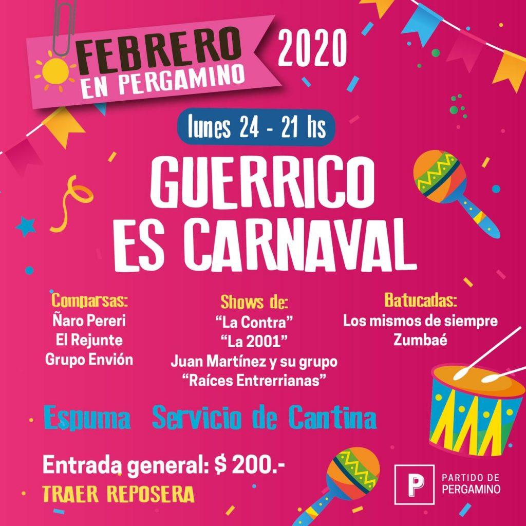 La región al ritmo del Carnaval 35