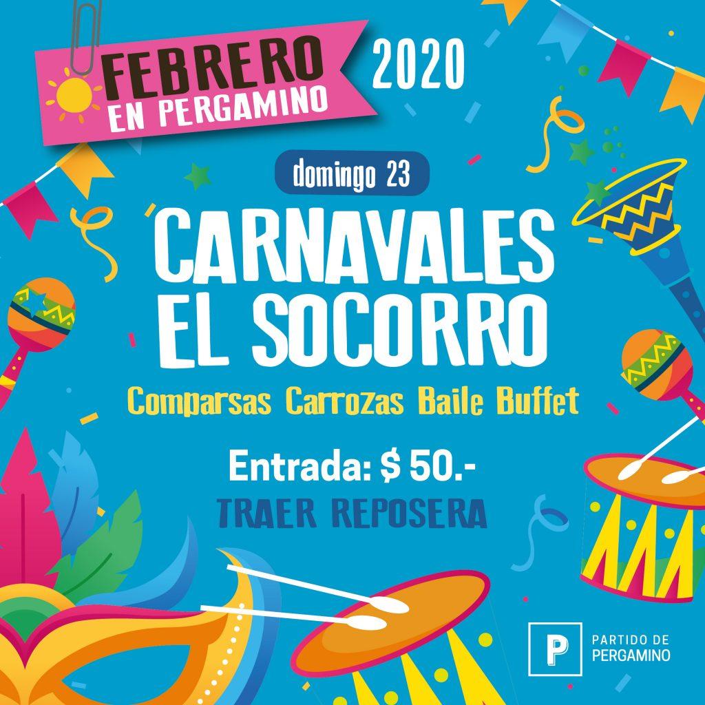 La región al ritmo del Carnaval 34