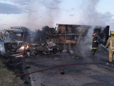 Accidente fatal en Ruta 188 40