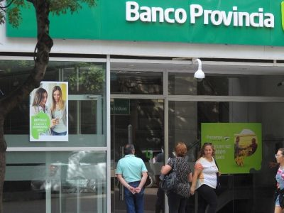El jueves no habrá bancos en Pergamino 1