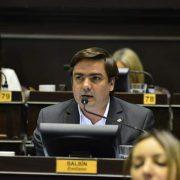 """Balbín: """"La Provincia necesita darle continuidad al plan de infraestructura que empezó Vidal"""" 13"""