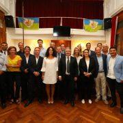 El intendente Martínez abrió con su discurso el periodo legislativo 2