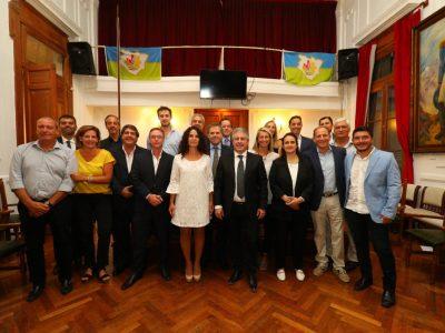 El intendente Martínez abrió con su discurso el periodo legislativo 38