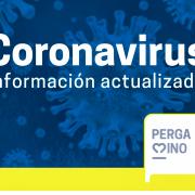 CORONAVIRUS: Información Actualizada 34