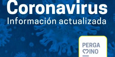 CORONAVIRUS: Parte Epidemiológico diario 21