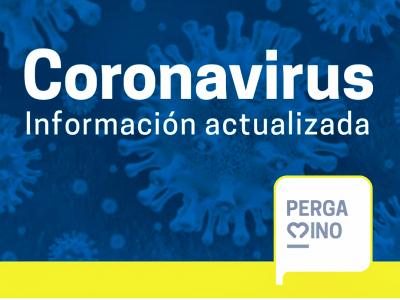 CORONAVIRUS: Informe Diario Municipal 34
