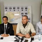 Ocho detenidos por el robo al Autoservicio de calle Siria 40