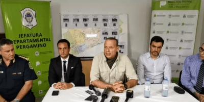 Ocho detenidos por el robo al Autoservicio de calle Siria 2
