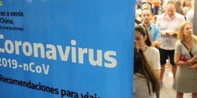 CORONAVIRUS: confirman quinta muerte en Argentina 27