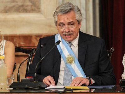 CORONAVIRUS: el Presidente de la Nación Argentina decretó el aislamiento 34