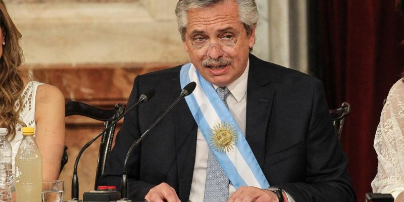 Alberto Fernández abrirá el periodo legislativo 33