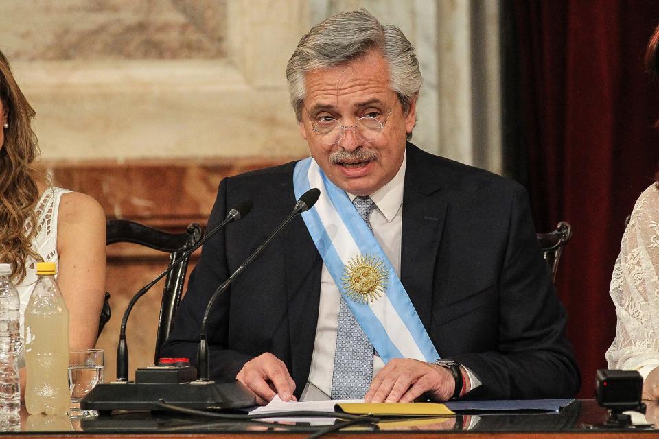 CORONAVIRUS: el Presidente de la Nación Argentina decretó el aislamiento 1