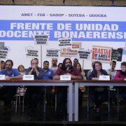 Reunión del FUDB en DGCyE sobre estado de situación de Coronavirus en Escuelas Bonaerenses 12