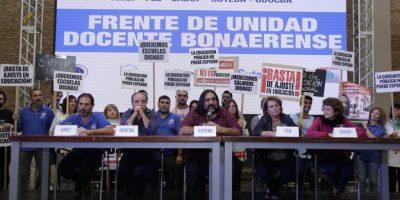 Reunión del FUDB en DGCyE sobre estado de situación de Coronavirus en Escuelas Bonaerenses 17