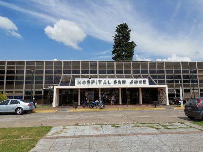 Los resultados del análisis del menor internado en Hospital dieron COVID-19 Negativo 41