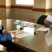 Martínez firmó un importante convenio con el Ministro de Desarrollo Social de la Nación 15