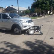 Un herido de gravedad tras choque en Centenario 35