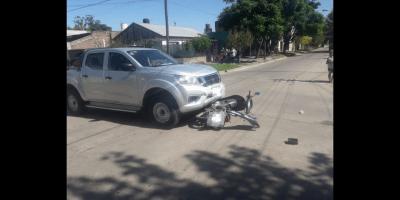 Un herido de gravedad tras choque en Centenario 1