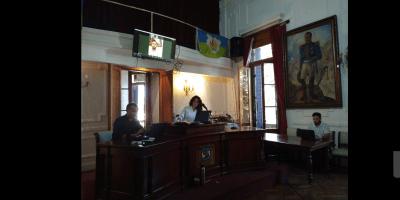 Hoy el Concejo Deliberante volverá a sesionar 6