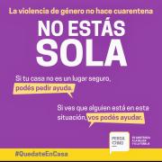 Acompañamiento telefónico para casos de violencia de género 12