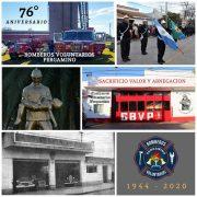 La sociedad de Bomberos Voluntarios  de Pergamino cumple 76 años 6