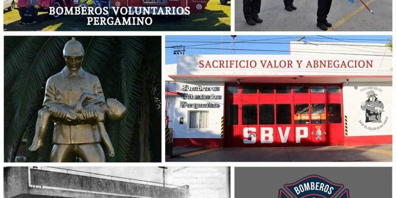 La sociedad de Bomberos Voluntarios  de Pergamino cumple 76 años 1