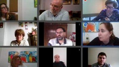 Reunión en el ámbito de la Educación 15