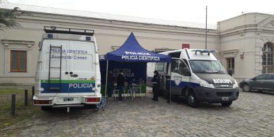 Vacunación antigripal para efectivos policiales 10