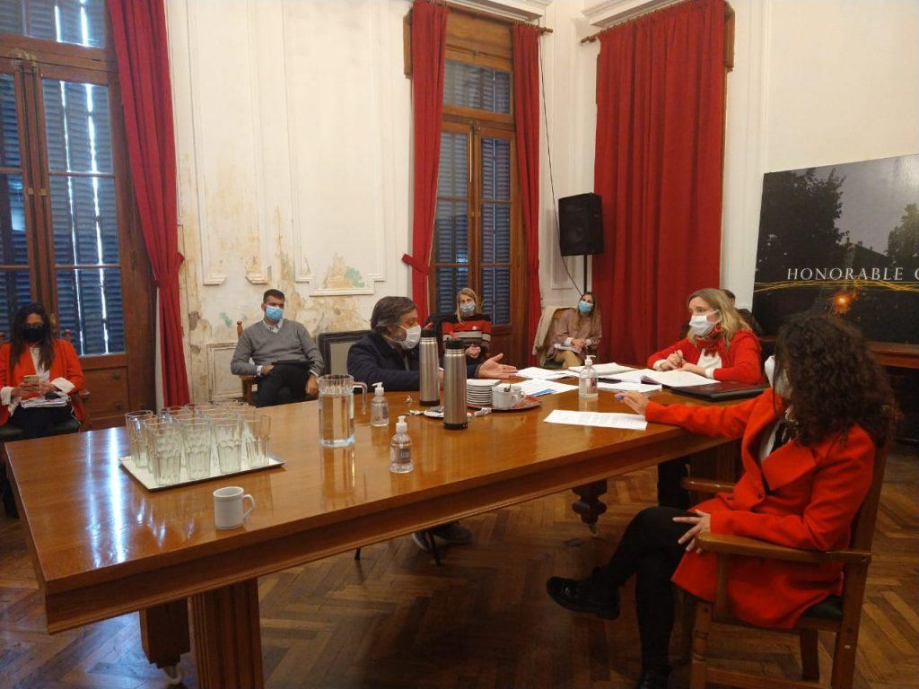 Importante actividad legislativa a nivel local 3