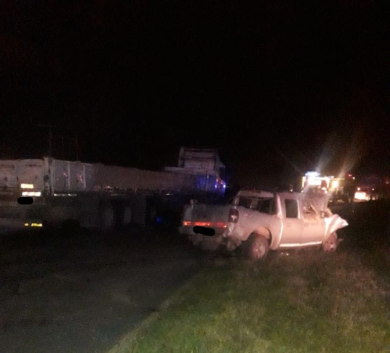 Accidente fatal en Ruta 188 1
