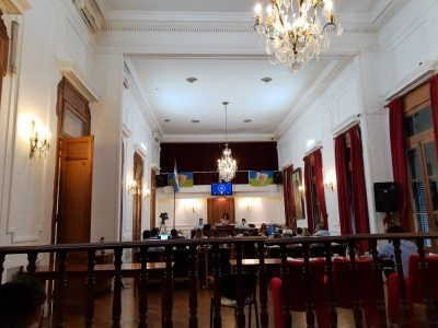 HCD: convocaron a una nueva sesión extraordinaria 2