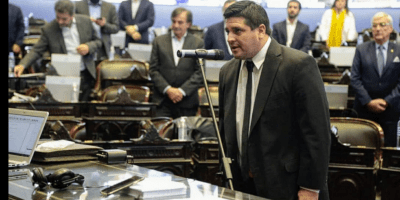 """Lisandro Bormioli dialogó con """"La mañana de la radio"""" 10"""