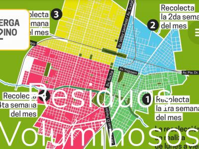 SERVICIO DE RECOLECCIÓN DE RAMAS, ESCOMBROS Y RESIDUOS VOLUMINOSOS 1