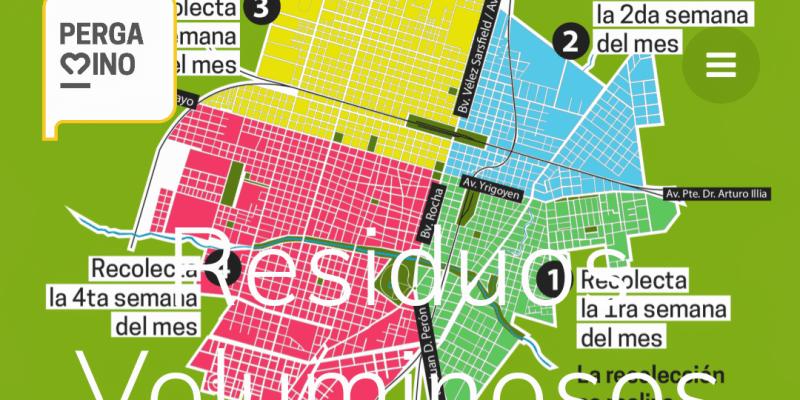 SERVICIO DE RECOLECCIÓN DE RAMAS, ESCOMBROS Y RESIDUOS VOLUMINOSOS 6