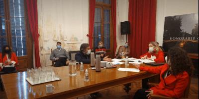 Importante actividad legislativa a nivel local 9