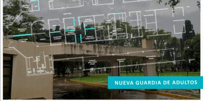Anuncian la financiación para la guardia de adultos del HIGA San José 5