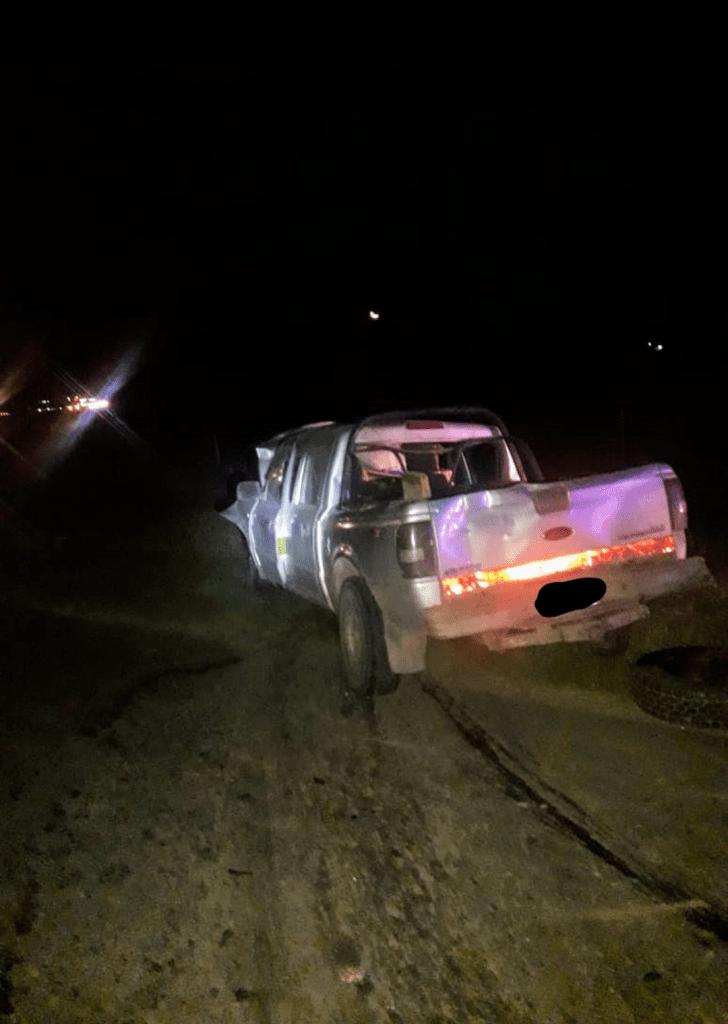 Accidente fatal en Ruta 188 3