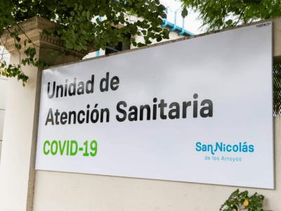 CORONAVIRUS: un caso positivo en San Nicolás 1
