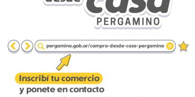 """Desde el municipio se lanza """"Comprá desde Casa"""" 10"""