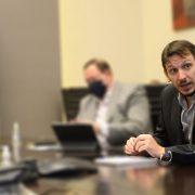 """El Presidente del Banco de la Provincia de Buenos Aires, dialogó con """"La mañana de la Radio"""" 15"""