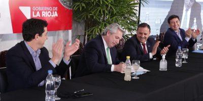 El Presidente Alberto Fernández suspendió su viaje a Catamarca 10