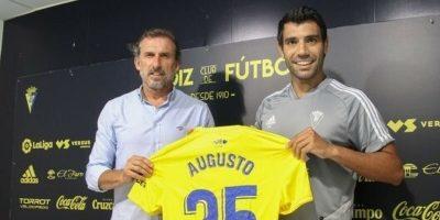 """Augusto Fernández fue presentado en su nuevo club: """"Vengo a sumar"""" 8"""