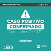 CORONAVIRUS: dos nuevos casos positivos en Suipacha 14