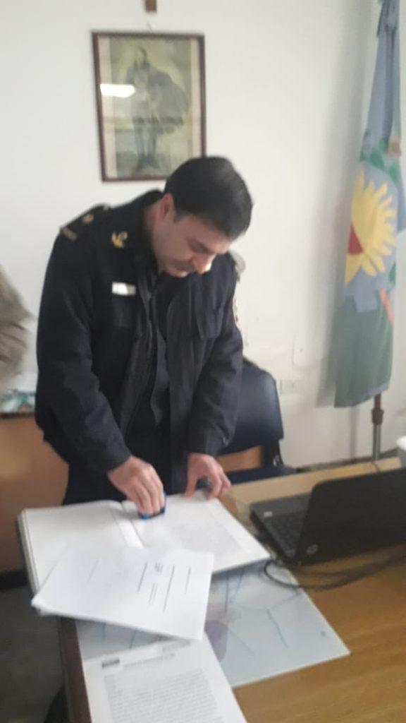 Cambios en la Policía 3
