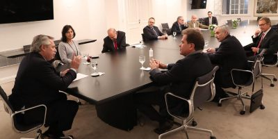 Reunión clave en Olivos por Vicentín 9