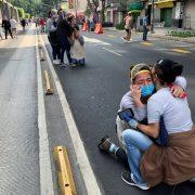 Se registró un terremoto de 7,5 grados en México 7
