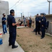 Operativo de saturación en Barrio ProCreAr 11