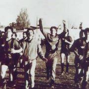 """Un día como hoy, hace 34 años, Douglas Haig lograba su primer ascenso al Nacional """"B"""" 6"""