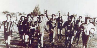 """Un día como hoy, hace 34 años, Douglas Haig lograba su primer ascenso al Nacional """"B"""" 8"""