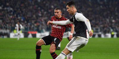 Futbol: Juventus y Napoli definen la Copa Italia 8